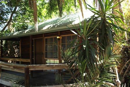 Ti-Tree Village - Deluxe Spa Cottage - Ocean Grove - Srub