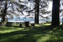 Lake Orta - Villa Relax private park on the lake