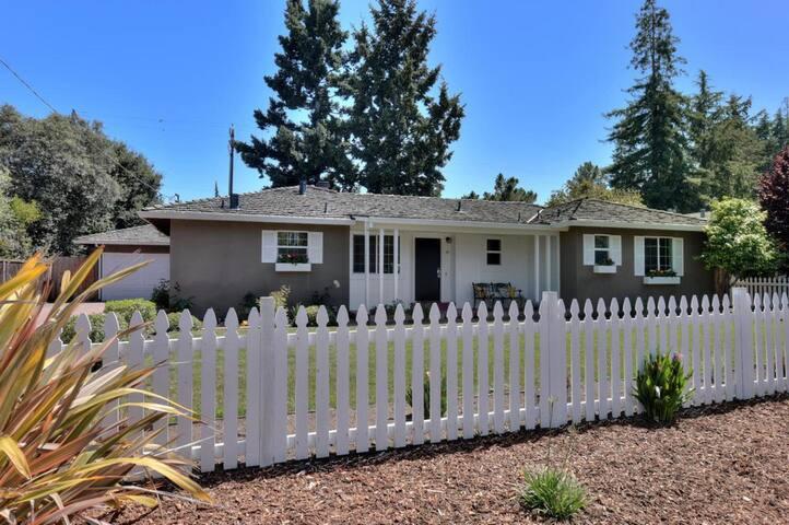 3BR Los Altos House n Palo Alto MtV