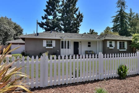 3BR Los Altos House n Palo Alto MtV - House