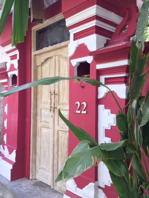 Mason Villa Dua, 22 Gang Melati - Welcome !