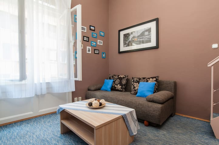 Nice apartment close to Buda castle