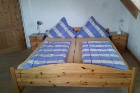 Gästehaus Hettich: Doppelzimmer - Merdingen