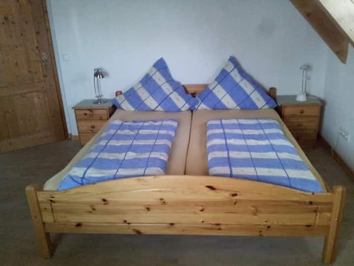 Gästehaus Hettich: Doppelzimmer