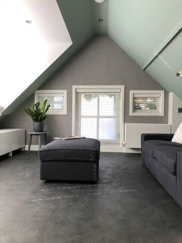 Luxe appartement voor tijdelijke woonruimte
