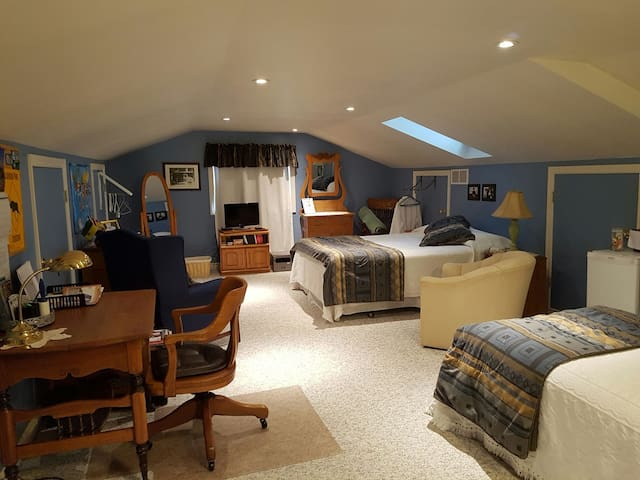 BIG ROOM-ELMIRA,ST. JACOBS,WATERLOO, ELORA, FERGUS - Elmira, Woolwich township - House
