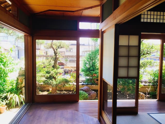 KYOTO : Secret great spot【1F】 - 宇治市 - Hus