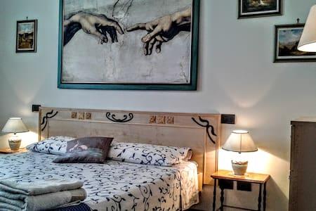 Double room near Verona - Caldiero - ที่พักพร้อมอาหารเช้า