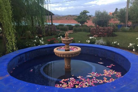 méditation sur un site paradisiaque - Leilighet