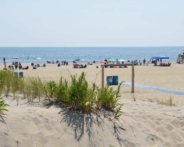 IDEAL BEACH APARTMENT - 1st Bch Blk - Ocean Grove - Apartemen