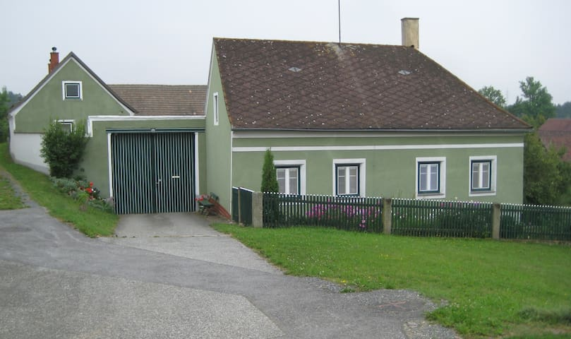 "Holiday flat ""Haupthaus"""