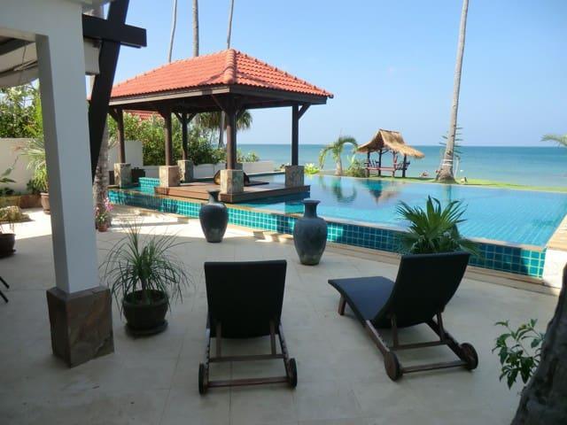 Malee Beach E8 –  Long Beach - Ko Lanta Yai - Casa