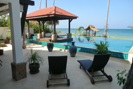 Malee Beach E8 –  Long Beach - Ko Lanta Yai - Huis