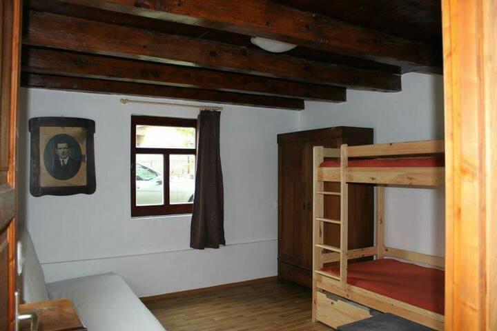 Bájos kis házikó a Bakony szívében - Bakonyszentlászló - Cabaña