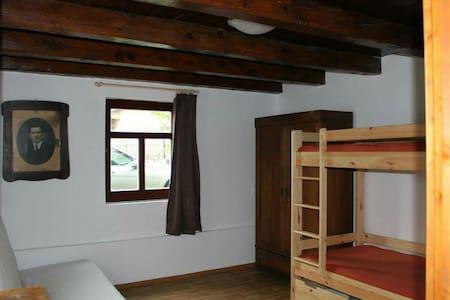 Bájos kis házikó a Bakony szívében - Bakonyszentlászló - Blockhütte