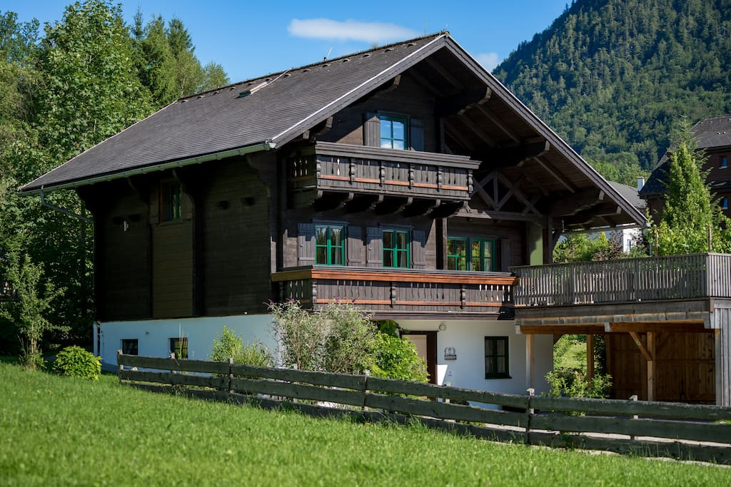 Ausseer chalet h user zur miete in bad aussee for Haus bad aussee