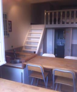 Studio proche gare et place Morny - Deauville - Flat