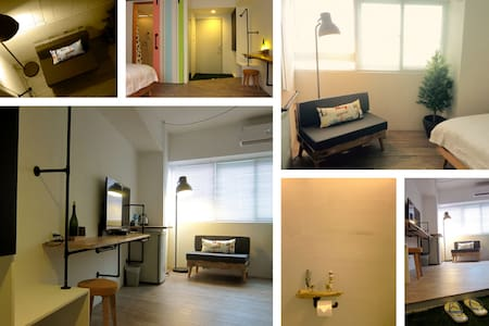 @ the Place/Room09, Double Bed Private Suite - Hengchun Township