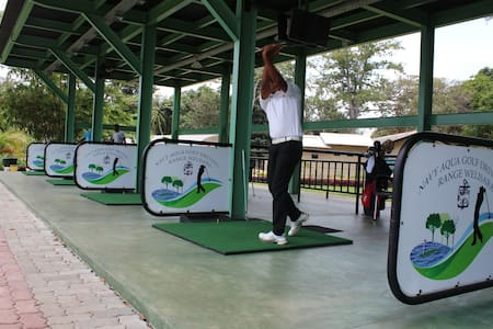 Natures Bliss Holidays with Golf Near By - Ragama