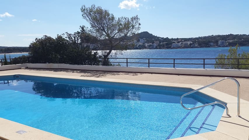 Frontline (Sea views) apartment - Santa Ponsa - Dépendance