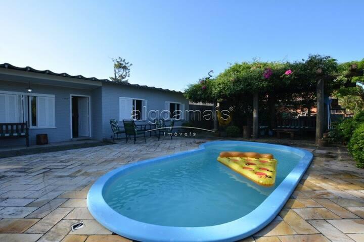 Casa de veraneio na praia de Atlântida RS