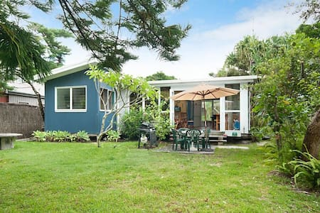 Beachcombers Cottage - House