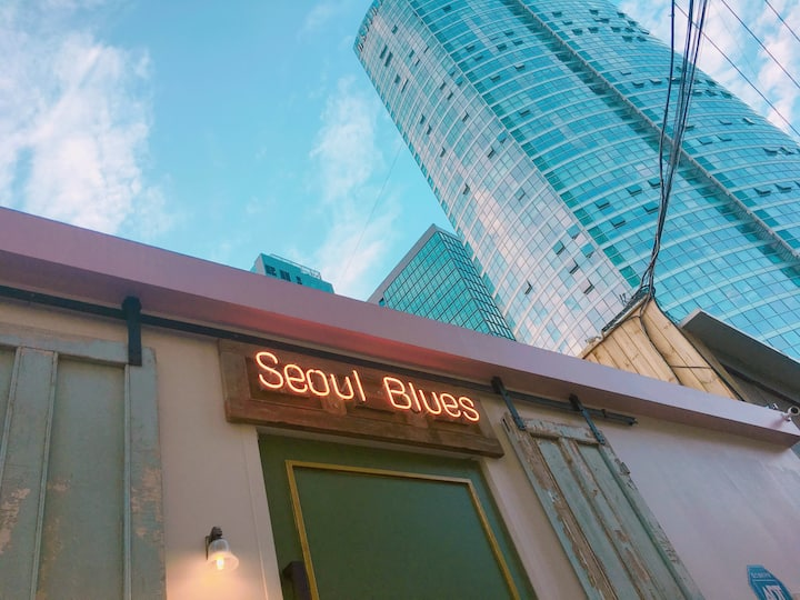 Hot Place of Seoul Station !!