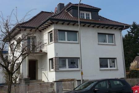 Ferienhaus Nibelungen DG 2 Personen - Lorsch - 公寓