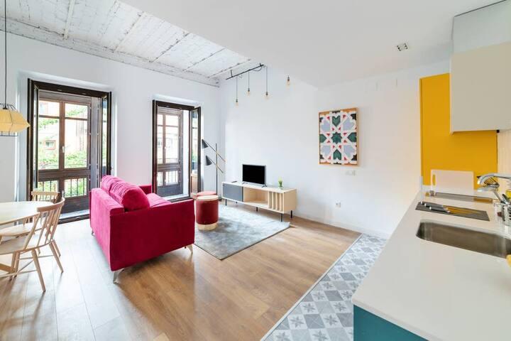 Luxury apartment in the heart of GranadaMT