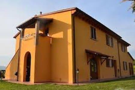 APARTMENT IN TUSCANY HILLTOP VILLA - Orciano Pisano