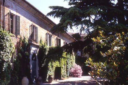 Apart inside Ancient Villa Offagna - Offagna - 別荘