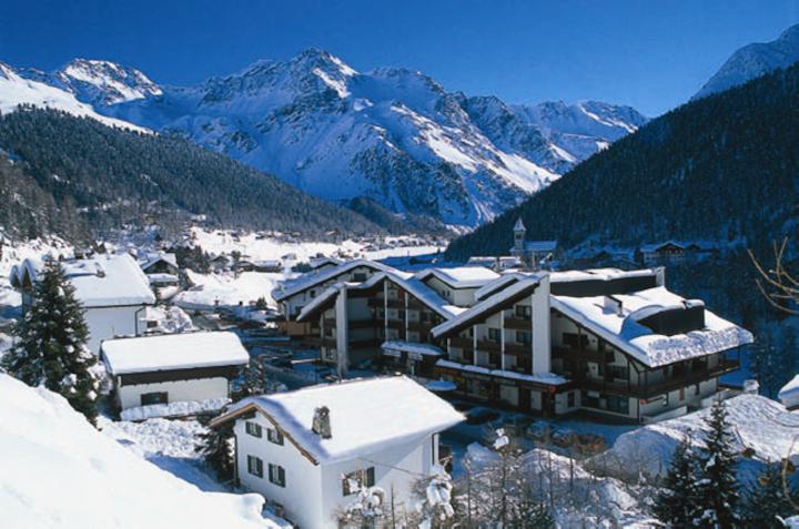 Ferienwohnung Alpina Residence Sulden am Ortler