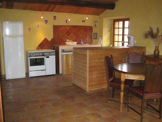 louloudia - Chamborigaud - Apartment