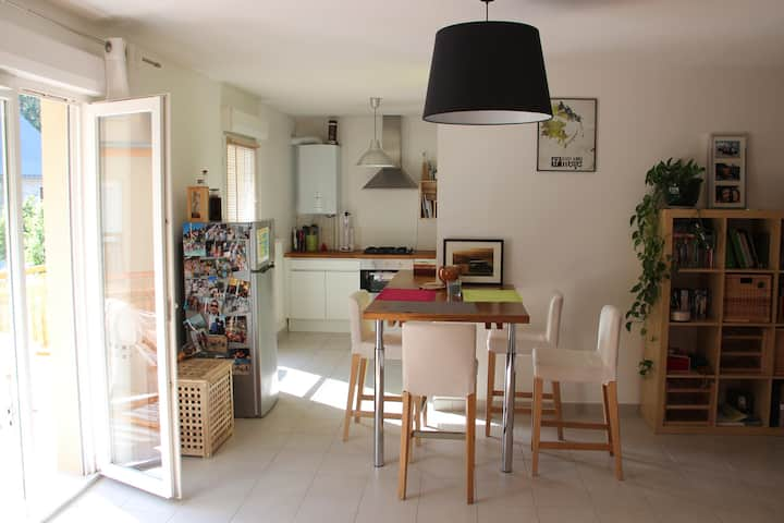 Lovely apartment in Allemont