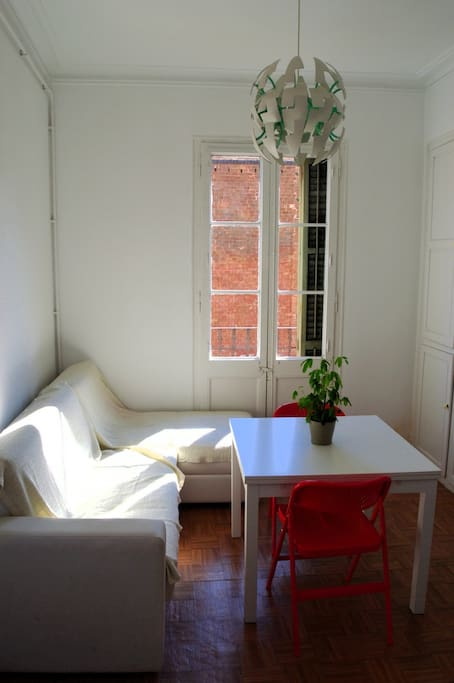 Room for rent in carrer bruniquer chambres d 39 h tes - Chambre d hote barcelone centre ...