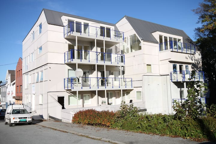 Parken Terrasse Apartment Hotel - Kopervik - Appartement