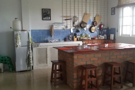 Bright Spacious Studio Amazing View - Yangon - Apartment