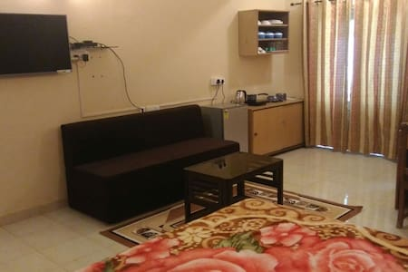 2 Fully Furnished AC rooms for 6 guests