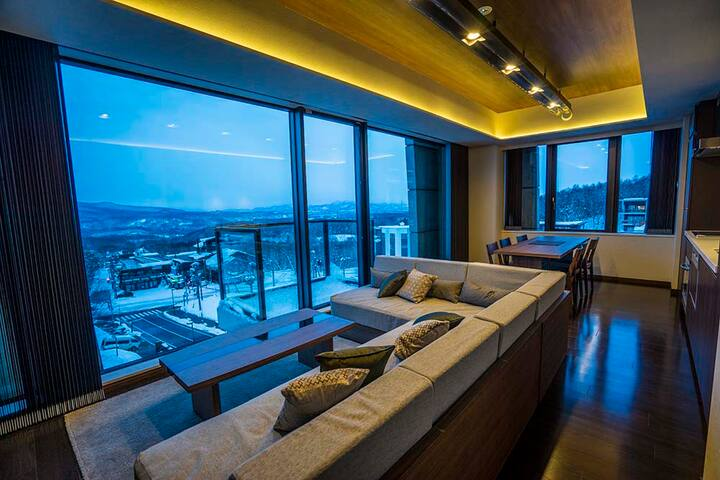 Nozomi Views 1 Bedroom Condo - Niseko - Appartement