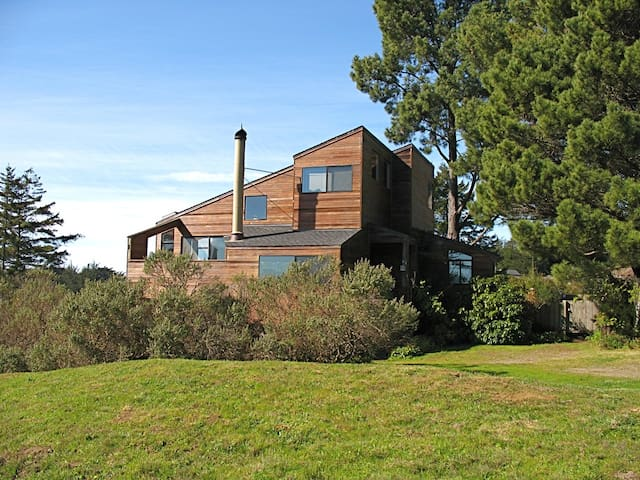 """Breakaway"" at Sea Ranch - Sea Ranch - Maison"