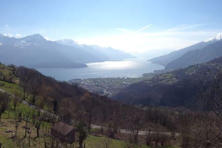 Ca' de l'ör - Casa vacanze sul Lago di Como - Peglio - Talo