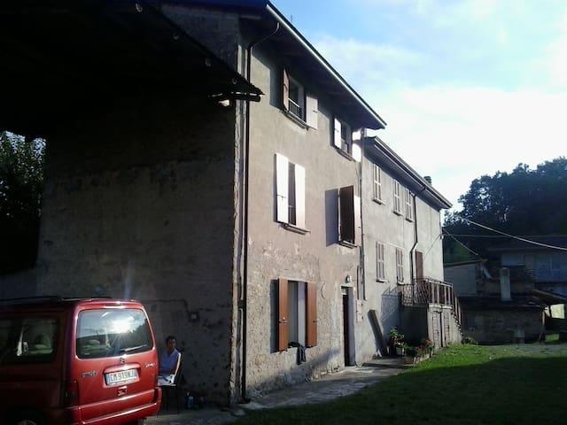 Casa di campagna nella natura - Travo - Hus
