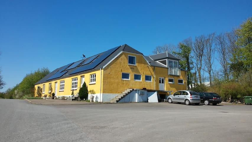 Loftslejlighed i naturskønne omgivelser - Holstebro