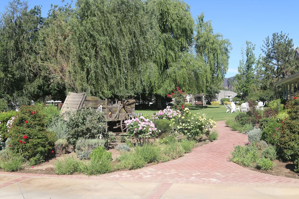 Living Spaces Murrieta : Wine Country Cottage - Guesthouses for Rent in Murrieta ...