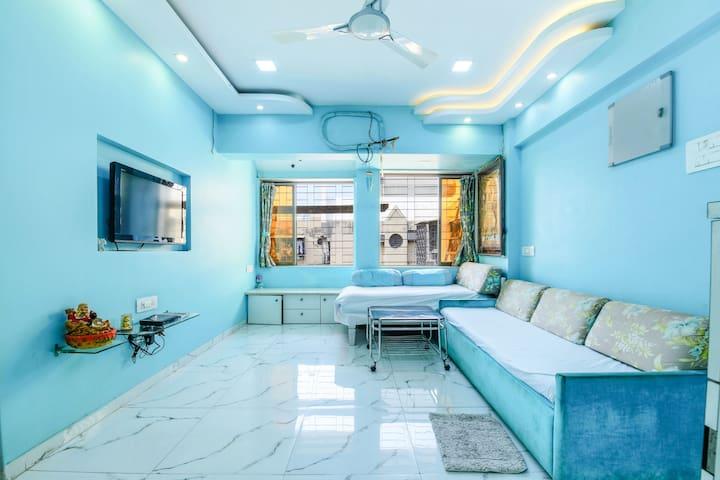 1 Bedroom in spiritual vastu home for FEMALES