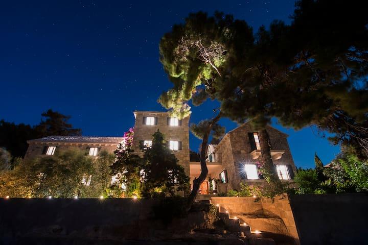 villae Dalmaticae - villa Plava - Sumartin - Villa