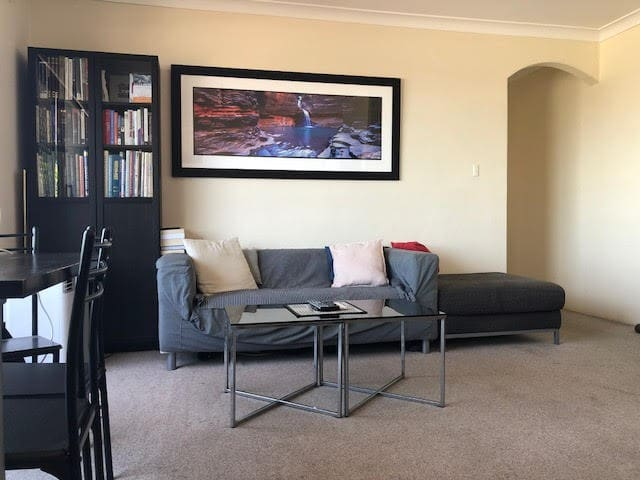 5 mins to UNSW - Room with balcony for rent