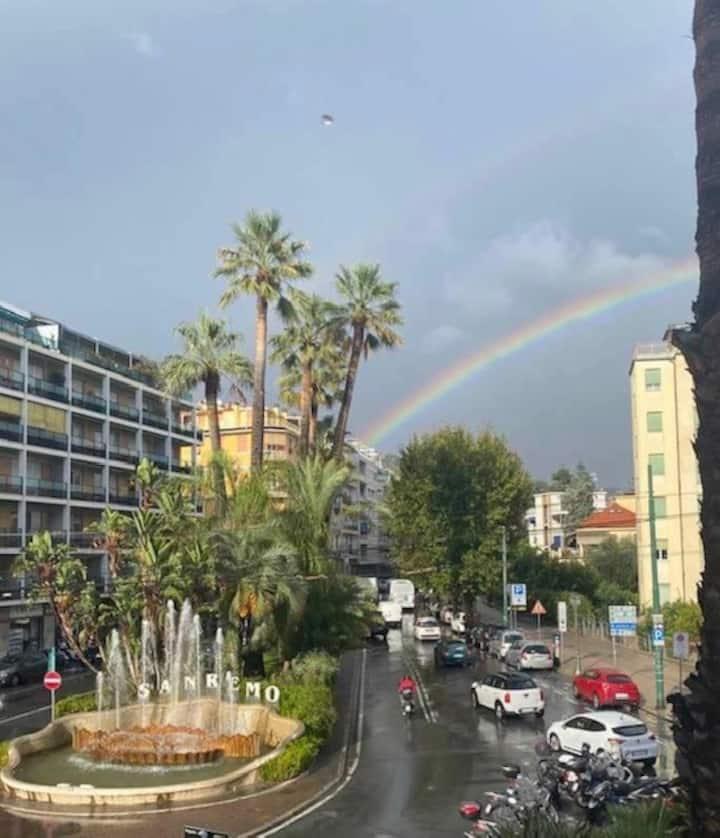 Bilocale nel cuore di Sanremo    008055-LT-1142