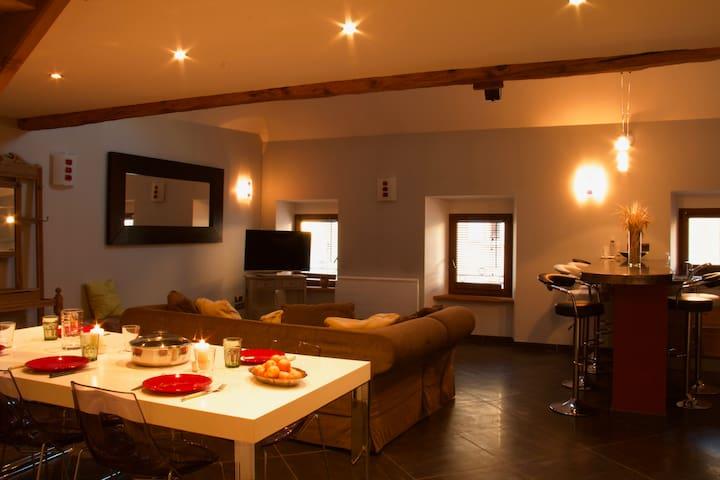 3 chambres 115 m2 coquet Chez Lucie