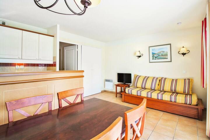 Appartement Confort 1 chambre (6 personnes) 209858